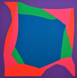 """Ventanas Horizonte No. 2"", 35"" x35"", acrylic-canvas, $4800"
